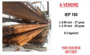 ANNONCE IEP 100